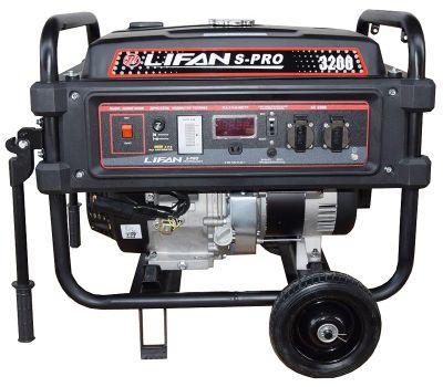 Бензиновый генератор Lifan SP3200