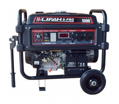 Бензиновый генератор Lifan SP5500