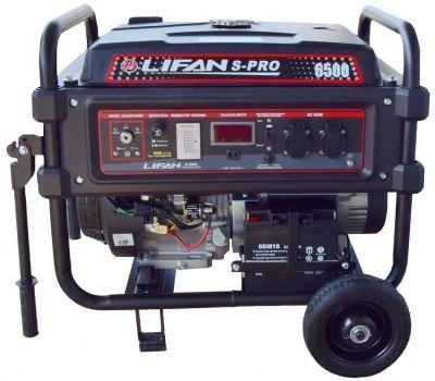 Бензиновый генератор Lifan SP6500