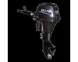 Четырехтактный двигатель Sea-pro F 9.9S