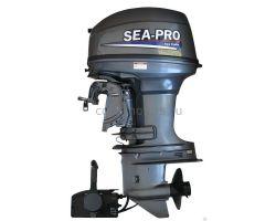 Четырехтактный двигатель Sea-pro F15S&E new