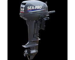 Двухтактный двигатель Sea-pro OTH 9,9S