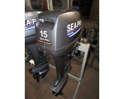 Двухтактный двигатель Sea-proT 15S