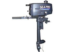 Двухтактный двигатель Sea-pro T 2,5S