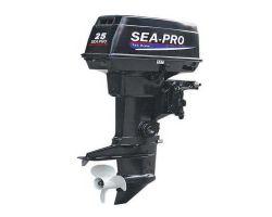 Двухтактный двигатель Sea-pro T 25S