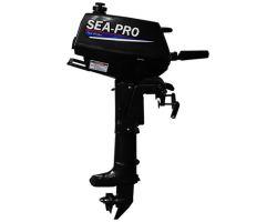 Двухтактный двигатель Sea-pro T 3S