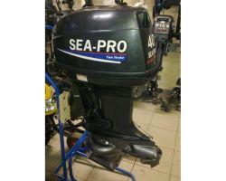 Двухтактный двигатель Sea-pro T 40JS водомет