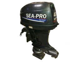 Двухтактный двигатель Sea-pro T 40S