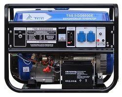 Бензиновый генератор TSS SGG 6000 E