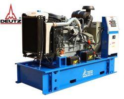 Дизельный генератор ТСС АД-100С-Т400-1РМ6 ТСС DEUTZ