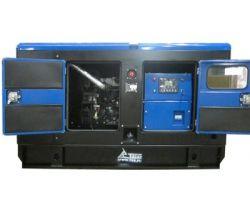 Дизельный генератор ТСС АД-10С-Т400-1РПМ18 ТСС PERKINS в кожухе