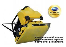 Виброплита бензиновая TSS-VP90TRS